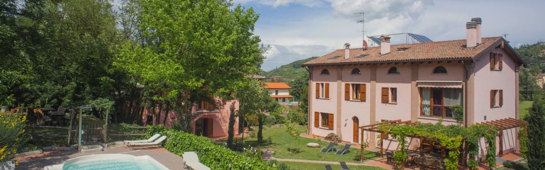 Agriturismo il Cavicchio a Bologna – Casa e piscina